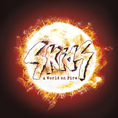 A World On Fire by The Skids