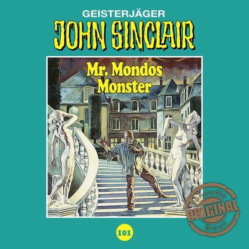 Tonstudio Braun, Folge 101: Mr. Mondos Monster. Teil 1 von 2 von John Sinclair