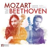 Mozart & Beethoven: Violin & Cello Duets by Boris Abramov
