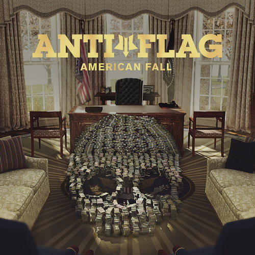When The Wall Falls by Anti-Flag