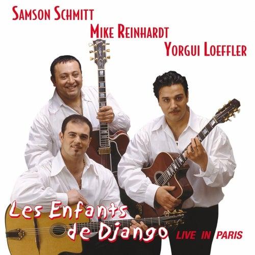 Les Enfants De Django - Live In Paris by Yorgui Loeffler