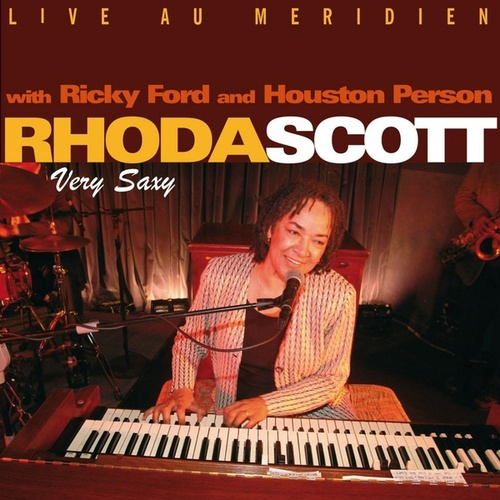 Very Saxy (Live Au Méridien, Paris) by Rhoda Scott
