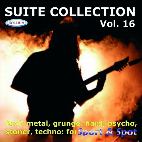 Suite Collection Vol. 16 by Francesco Landucci