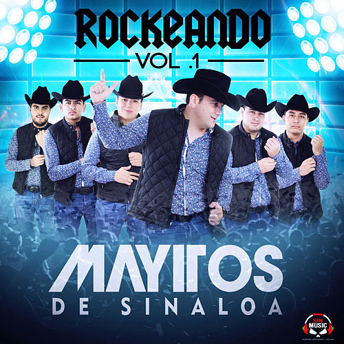 Rockeando, Vol. 1 by Los Mayitos De Sinaloa