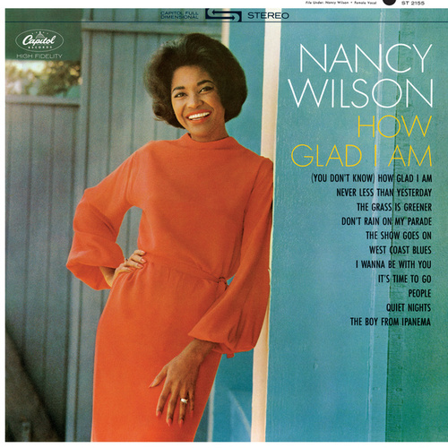 How Glad I Am by Nancy Wilson