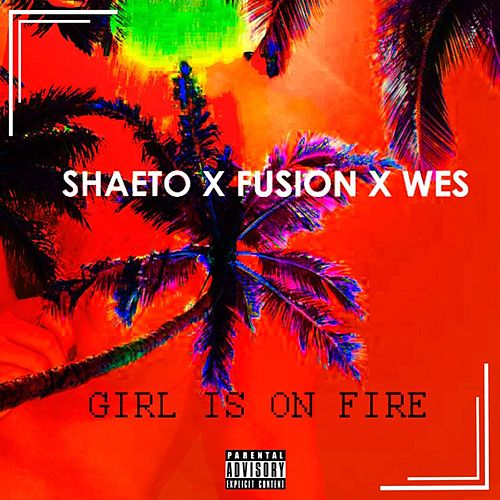 Girl Is on Fire by Shaeto