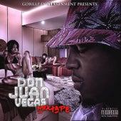 Don Juan Vegas Mixtape by GoBillP