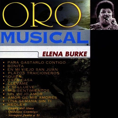 Oro Musical by Elena Burke