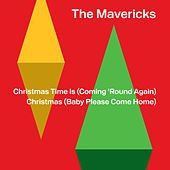 Christmas Time is (Coming 'Round Again) by The Mavericks