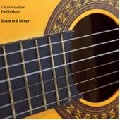 Etude No. 22 in B Minor, Op  35 by Paul Erickson