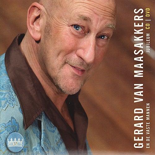 Jubileum cd by Gerard Van Maasakkers