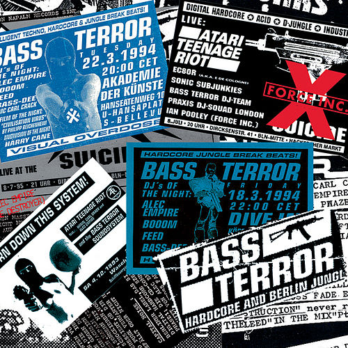 Play & Download Bass Terror by Alec Empire | Napster