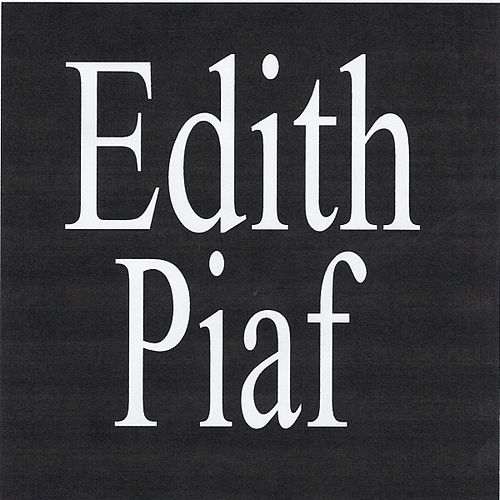 Play & Download Edith piaf by Edith Piaf | Napster