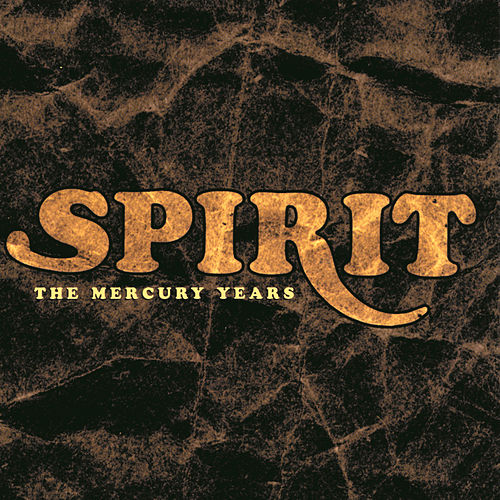 The Mercury Years by Spirit
