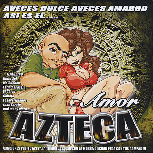 Play & Download Amor Azteca by Various Artists | Napster