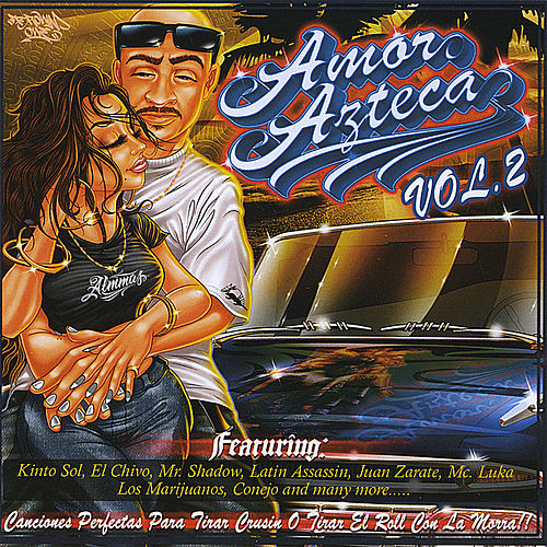 Amor Azteca 2 by Various Artists