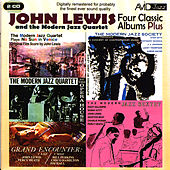 Play & Download Four Classic Albums Plus (Digitally Remastered) by John Lewis | Napster