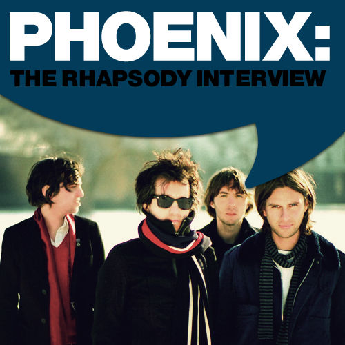 Play & Download Phoenix: The Rhapsody Interview by Phoenix | Napster