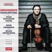 Shostakovich Transcriptions (World Premiere Recording) by Milana Chernyavska