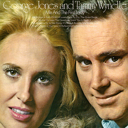 Me and the First Lady by Tammy Wynette