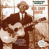 Play & Download Complete Early Recordings by Reverend Gary Davis | Napster