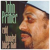 Cold Blooded Blues Man by John Primer