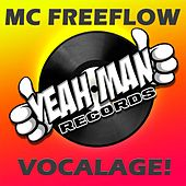 Vocalage - EP by MC FreeFlow