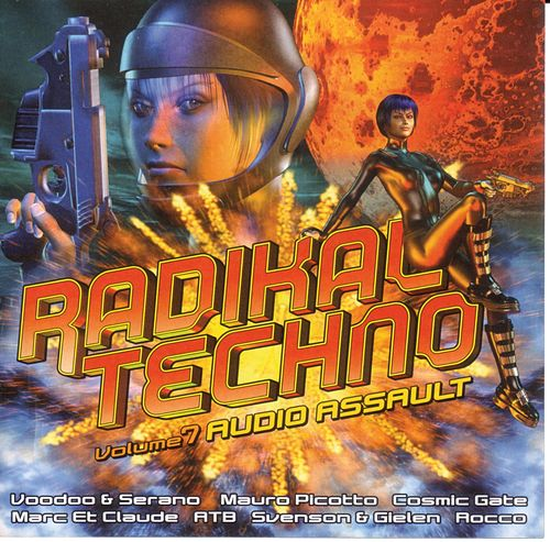 Play & Download Radikal Techno Vol. 7 by Various Artists | Napster