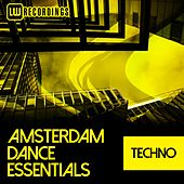 Amsterdam Dance Essentials 2017 Techno - EP by Various Artists