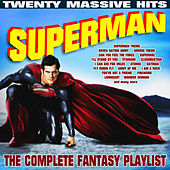 Superman - The Complete Fantasy Playlist by Various Artists