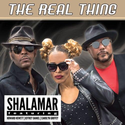 The Real Thing (feat. Howard Hewett, Jeffrey Daniel & Carolyn Griffey) by Shalamar