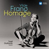 Homage - Ries: La capricciosa by Vilde Frang