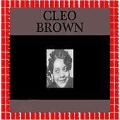 1935-1951 by Cleo Brown