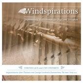 Windspirations: Improvisierte Meditationen für Orgel und Saxophon by Uwe Steinmetz