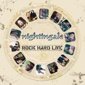Rock Hard Live de Nightingale