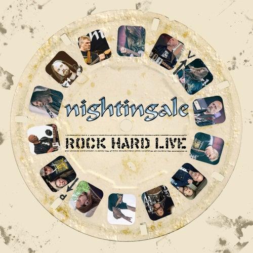 Rock Hard Live by Nightingale
