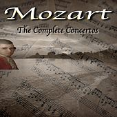 Mozart: The Complete Concertos by Various Artists