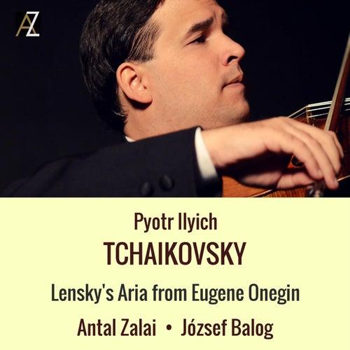 Eugene Onegin, Op. 24: Lensky's Aria by József Balog