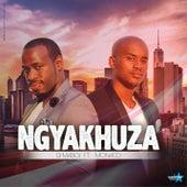 Ngiyakhuza (feat. Monaco) by Dj Maboi