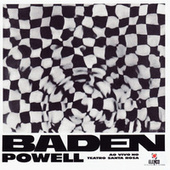 Ao Vivo No Teatro Santa Rosa by Baden Powell