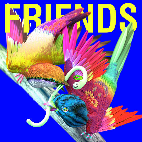Friends (Remix) di Justin Bieber & BloodPop®