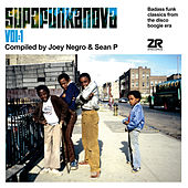 Supafunkanova Vol. 1 Compiled by Joey Negro & Sean P by Various Artists