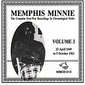 1949-1953, Vol. 3 by Memphis Minnie