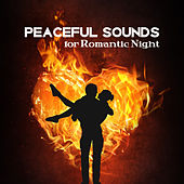 Peaceful Sounds for Romantic Night – Sensual Melodies for Lovers, Mellow Sounds, Instrumental Jazz Music by Chilled Jazz Masters