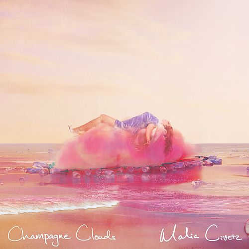 Champagne Clouds by Malia