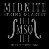 MSQ Performs Lorde by Midnite String Quartet