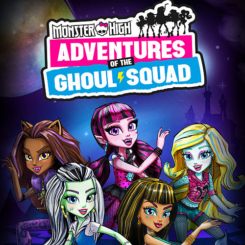 Adventures of the Ghoul Squad de Monster High