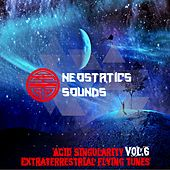 Extraterrestrial Flying Tunes, Vol.6 (Gold Edition) - EP by Various Artists