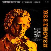 Beethoven: Septet for Strings and Winds in E-Flat Major, Op. 20 (Remastered from the Original Concert-Disc Master Tapes) by New York Woodwind Quintet