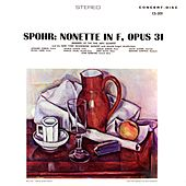 Spohr: Nonet in F Major, Op. 31 (Remastered from the Original Concert-Disc Master Tapes) by Harold Siegel
